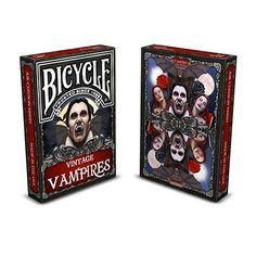 Bicycle Vintage Vampires Playing Card - Trick