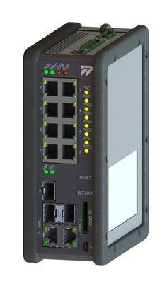 Промышленные коммутаторы серии ИнЗер®-2000FE