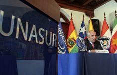 Unasul quer facilitar o trânsito de sul-americanos | #Chanceleres, #Guayaquil, #Mercosul, #NéstorKirchner, #Passaporte, #UNASUL