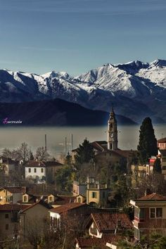 La collina di Torino e le montagne...le mie montagne.