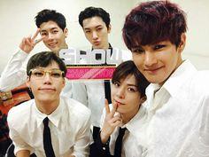 History Kyungil, Yijeong, Dokyun, Jaeho, Sihyeong