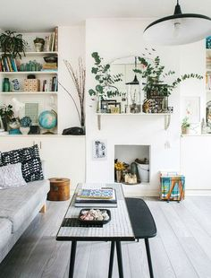 great greenery inside / /sfgirlbybay/