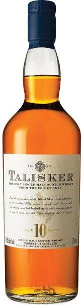 Talisker Scotch 10 Year (750 ML)