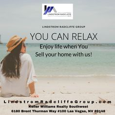 We take the stress and confusion out of the real estate process. #LivinLRG Relax we can sell your home! LindstromRadcliffeGroup.com #LindstromRadcliffeGroup #KW #Realtor #RealEstate