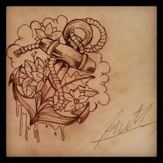 Fist tattoo