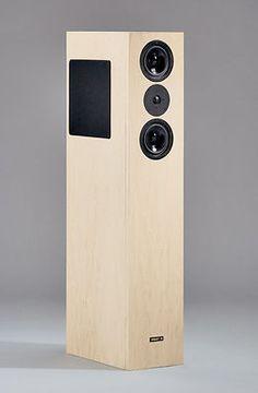 Mehr Bass: Standboxen wie diese hier kannst du auch selbst bauen. Unsere Anleitung zeigt dir, wie es geht.