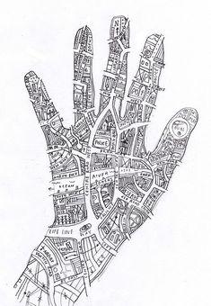 O mapa no corpo! O corpo que é cidade! Que caminhos faria no meu corpo? Que cidade poderia ser construída a partir das formas do meu corpo? Em que parte de mim ficaria a padaria, o bar, o Setor de Diversões, o Setor Bancário, a UnB?