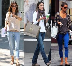alessandra ambrosio looks - Google Search