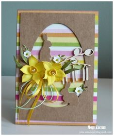 Easter Greeting Cards, Easter Card, Easter Cross, Unique Cards, Homemade Cards, Stampin Up Cards, Cardmaking, Birthday Cards, Paper Crafts