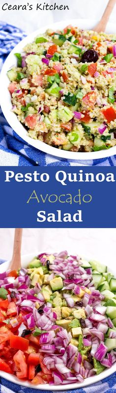 ... Quinoa Recipes on Pinterest | Quinoa, Quinoa salad and Quinoa cookies