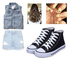 """""""Simple simple"""" by mylittlepokemon on Polyvore featuring Abercrombie & Fitch and Topshop"""