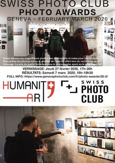Read Osan's article about how to choose a photography course in the area. Take note that the Swiss Photo Club: Romandie has their exhibit opening this Thursday. Youth Club, Photo Awards, Photography Courses, Winter Activities, Guide Book, Photos Du, Exhibit, Night Life, Thursday