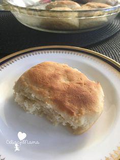 Grandma's gluten-free rolls are perfect for breakfast or dinner! | Celiac Mama | Gluten-free bread | Gluten-free rolls | Dairy-free Gluten-free rolls | Gluten-free sides | Dairy-free bread || #glutenfreebread #glutenfreerolls