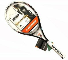 """Head 2013 Youtek Graphene Speed MP Tennis Racquet-3 by HEAD. $199.95. Head Size: 100 sq. in.. Length: 27"""". Unstrung Weight: 10.6 oz/300g. Balance: 1"""" HL/320mm. Beam: 22mm. Graphene technology in combination with an open string pattern makes this frame the first choice for players looking for more spin and added pop. Features Head's new Graphene technology combining unparalleled lightness and a durability 200 times stronger than steel. Head Size: 100"""" sq. Weight 10.6oz (unstrun..."""