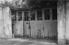 Old Garage Door (C) Norman Atkinson
