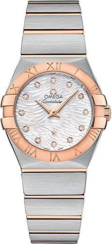 Omega Constellation 123.20.27.60.55.007 https://www.carrywatches.com/product/omega-constellation-123-20-27-60-55-007/  #diamondwatches #men #menswatches #omega #omegawatch #omegawatches - More Omega mens watches at https://www.carrywatches.com/shop/wrist-watches-men/omega-watches-for-men/