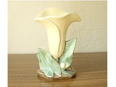 McCoy Flower Vase Single Tulip
