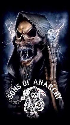 Fear the Reaper #SAMCRO