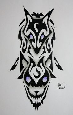 Tribal Kindred by Esmeekramer