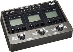ZOOM ギター用エフェクト・アンプシミュレーター G3 Version 2.0 ZOOM(ズーム) http://www.amazon.co.jp/dp/B0050GOQA4/ref=cm_sw_r_pi_dp_pWe-ub11SFTDD