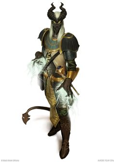 ArtStation - Héros & Dragons - Races et classes, Aurore Folny