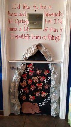 kindergarten school door decorations (9)