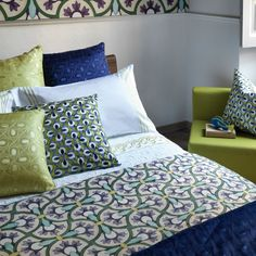 Jamaica Collection | Bedding Collections - Frette