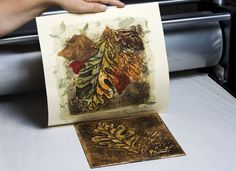 Carolyn Counnas Fine Art Chine Colle on collagraph Gelli Printing, High School Art, Natural Forms, Teaching Art, Art Techniques, Art Tutorials, Art Lessons, Art Projects, Fine Art