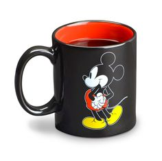 Mickey Mouse Mug  #MickeyMouse  #Mug  #Disney  #Beverages  #Kamisco