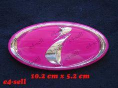 02 05 3D I Pink Grill Logo Emblem Badge Subaru WRX STI Impreza Lip | eBay