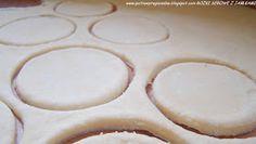 PotrawyRegionalne: ROŻKI MAŚLANO SEROWE Z JABŁKAMI Glass Of Milk, Muffin, Cookies, Food, Roasts, Crack Crackers, Biscuits, Essen, Muffins