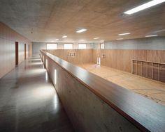 Dreilindenschulhaus Propsteimatte_Halter Casagrande Architekten_Luzern