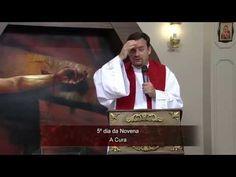 Novena das Mãos Ensanguentadas de Jesus 08/07/2014 - 5º Dia: A Cura - YouTube