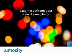 Laughing activates your entire brain in the same way meditation does, according to a new study. Researchers from Loma Linda University measured brain activity while people watched funny, stressful, or spiritual videos. Laughing at the funnyvideos created brain-wide gamma wave activity, which is associated with an increase in dopamine and alertness. Gamma activity is also produced by mindfulness meditation. The study authors believe this means laughter could have some of the same health…