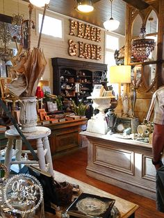 Serenity Maison, Leipers Fork, TN......been there....wonderful store and small town!