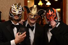Masquerade Ball | 5 Company Holiday Party Themes Your Employees Will Appreciate | Estate Weddings and Events