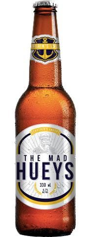 Beer 183 - The Mad Hueys Captains Lager. Australia