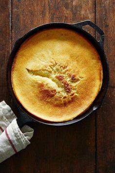 Creamy Cornbread Cake