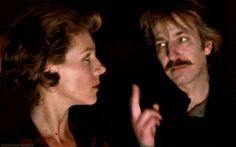 I ♥ Alan Rickman † — gandering-at-your-wand:   Jamie woulda been cuter...