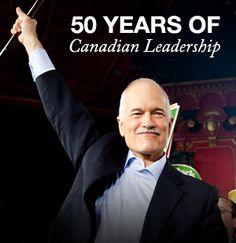 Canadian politics at its finest.