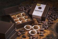 De Brabantse Bal. Exclusief. 9 Bonbon-ballen in een luxe box. Als souvenir, cadeau of relatiegeschenk.