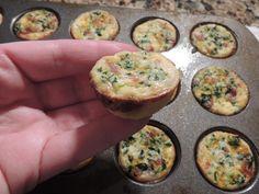 Mini Quiche Appetizer Recipe