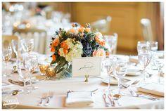classic and elegant wedding reception at Grainger Ballroom, Chicago Symphony Orchestra Center