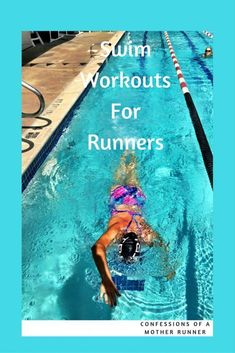 Up your cross training game and your running fitness with these Swim Workouts For Runners. Sharing a few of my favorite drills for runners #surfingfitness