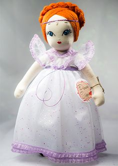 Princess Ivanna Limited Edition Handmade Collection by Manolitas ♡ Doll Patterns, Art Dolls, Doll Clothes, Fairy Tales, Harajuku, Textiles, Princess, Trending Outfits, Unique Jewelry