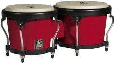 Latin Percussion LPA601 Aspire Oak Bongos with Chrome Hardware, Red Wood by Latin Percussion. $95.99. The LP Aspire Wood Bongos are ideal for students, hobbyists and aspiring musicians. These bongos provide great value at affordable prices.