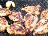 Tequila Lemon Chicken Breast