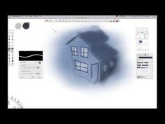 Tutorial: Value in SketchBook Pro 6 part 4 Art Tablet, Drawing Tablet, Sketchbook Pro, Sketch Books, Art Journals, Designs To Draw, Artsy Fartsy, Drawing Ideas, Digital Art
