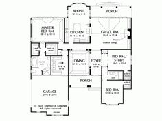 Eplans Cottage House Plan - Rustic, with Space-Age Amenities - 2252 Square Feet and 3 Bedrooms from Eplans - House Plan Code HWEPL06909
