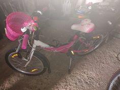 Detsky bicykel velkost 18 - 1